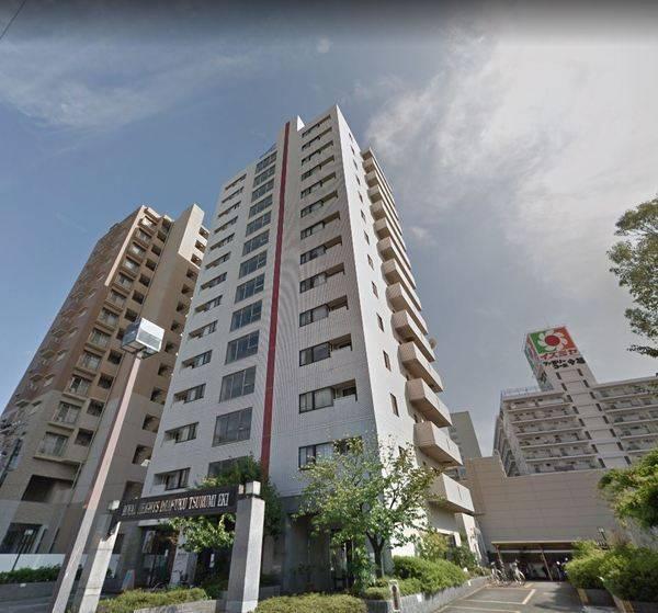 ロイヤルハイツ今福鶴見駅